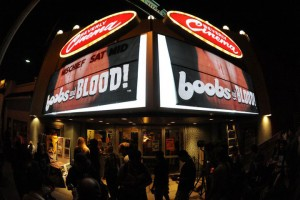 Boobs & Blood